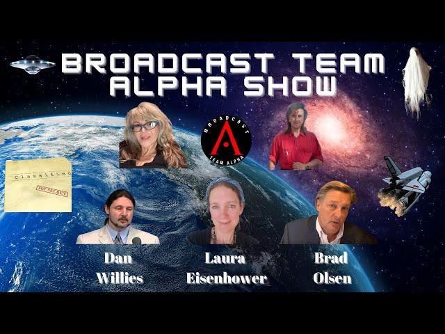 Broadcast Team Alpha Show-THE SECRETS OF THE UNIVERSE