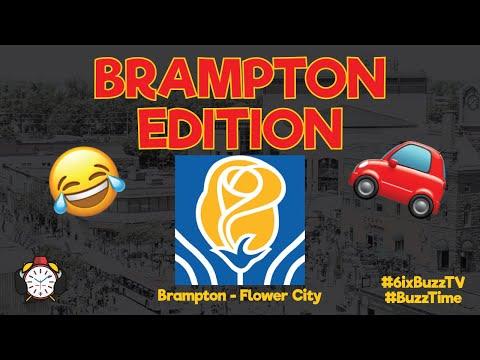 ⚡⏰ BuzzTime: Brampton Edition (Presented by @6ixBuzzTV)