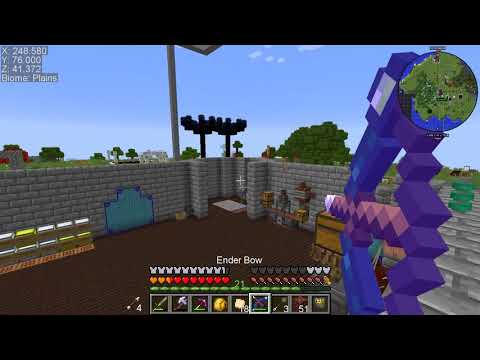 SevTech: Ages with Direwolf20 - Episode 47 - Trick Shots
