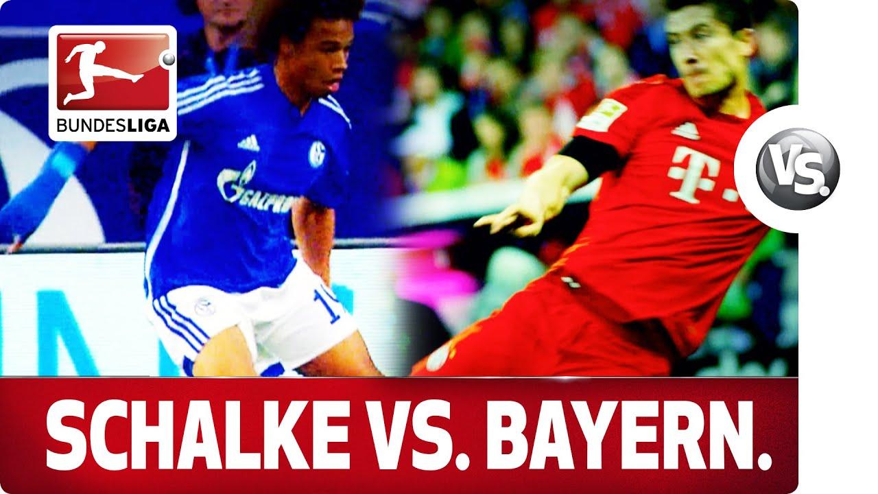 Fc Bayern MГјnchen Vs Schalke 04