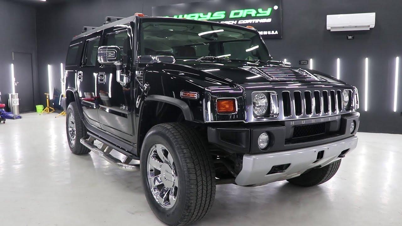 Download Hummer H2 Walkaround/Exhaust Note INDIA