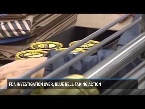 CDC Investigation Into Blue Bell Listeria Outbreak Is Over