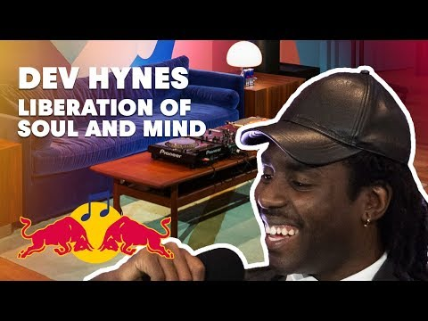 Dev Hynes Lecture (Montréal 2016) | Red Bull Music Academy