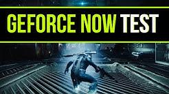 Destiny 2 on GeForce Now Test   Mac   Nvidia GeForce Now GamePlay