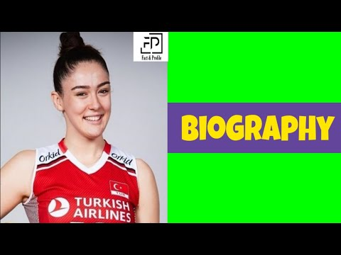 Zehra Gunes Beautiful Turkish Volleyball Player Biography, Networth, Age, Boyfriend, Lifestyle 2020