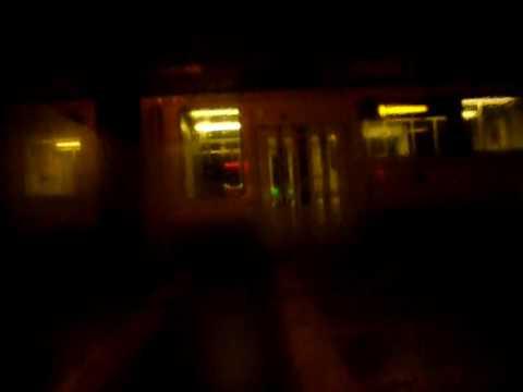 MBTA Green Line (E) at Fenwood Road