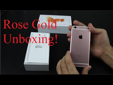 iphone 6 rose gold iphone 6s gold 64gb unboxing and impressions 15067