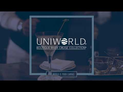 Uniworld – Every Drink is Included