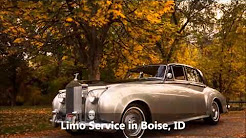 Limo Service Boise ID, Idaho Towncar & Limo
