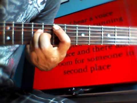 Alabama Im In A Hurry Guitar Chords Youtube