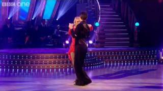 Tom and Camilla's Argentine Tango - Strictly Come Dancing 2008 Semi-Final - BBC One