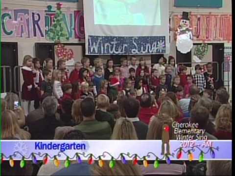 Cherokee Elementary Winter Sing - A.M.