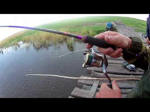 Рыбалка на реке Чулым. Широкая Курья