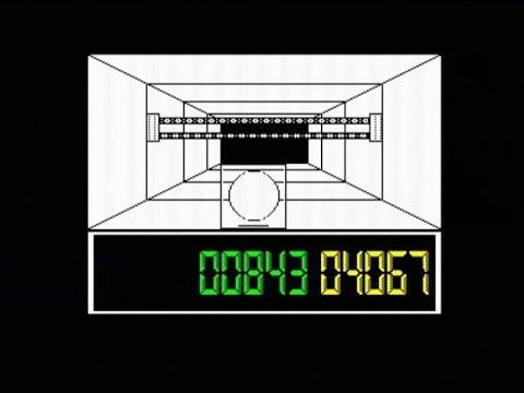 THE LIGHT CORRIDOR - 128K (ZX SPECTRUM - GAME + ENDING)