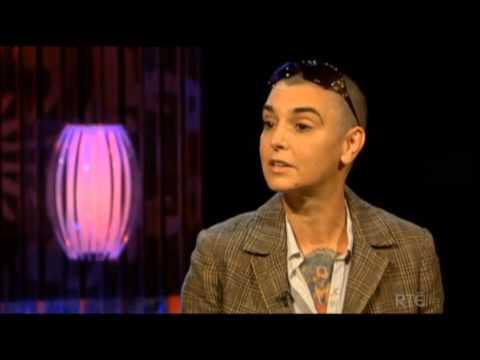 Magda Davitt (FKA Sinéad O'Connor) |Part1| Saturday Night Show | 2014-05-24