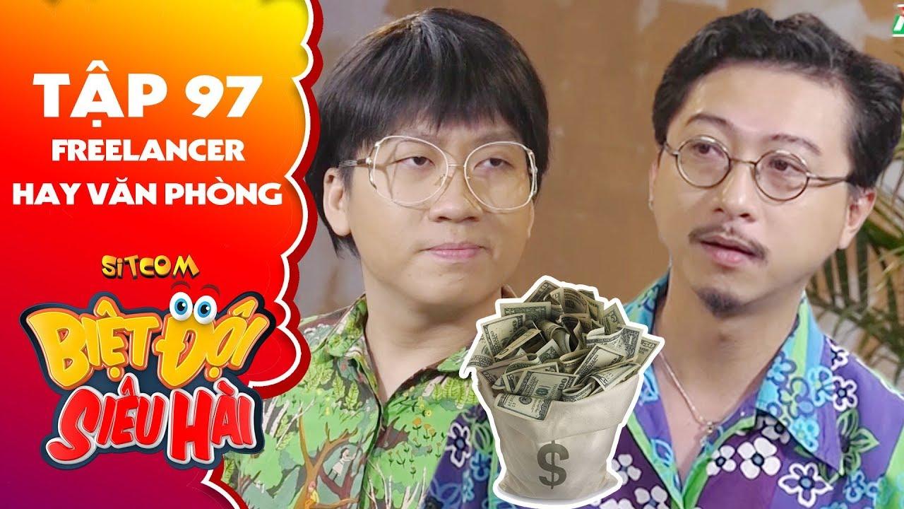 Biệt đội siêu hài   tập 97 - Tiểu phẩm: Phát La