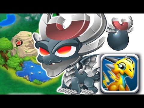 How to Breed Magnet Dragon 100% Real! Dragon City Mobile!