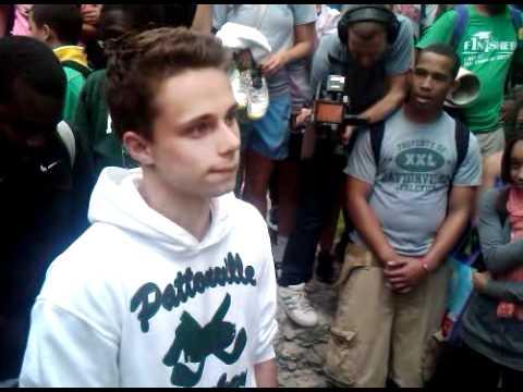 Savage V. Big Deal: MTV Made Rap Battle (Pattonville High School)