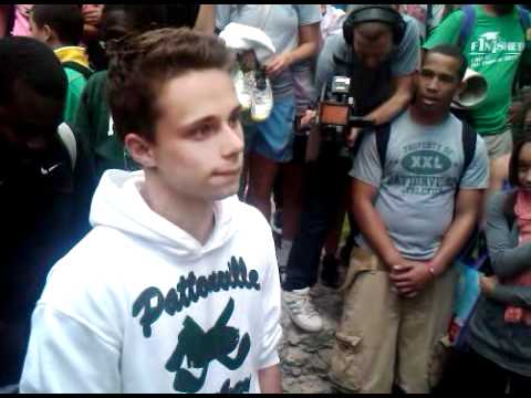 Savage V. Big Deal: MTV Made Rap Battle (Pattonville High School)