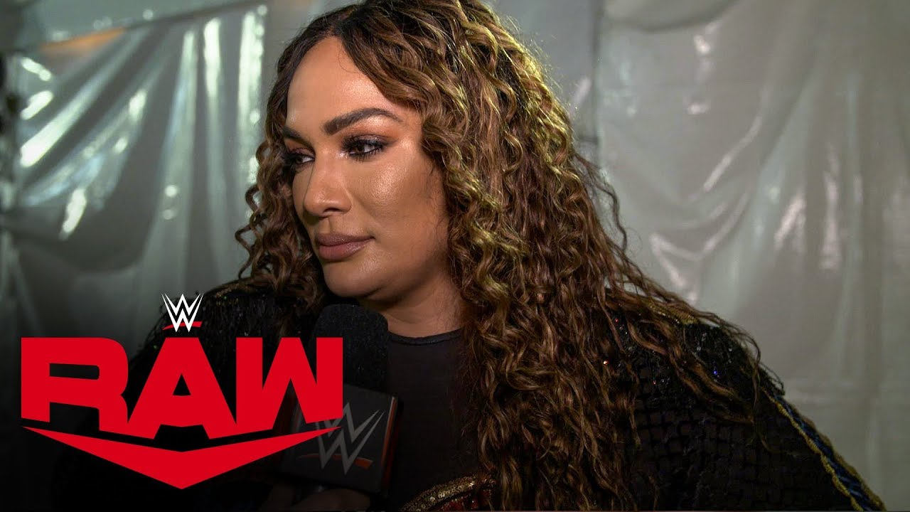 "Nia Jax Calls Herself ""The Black Sheep"" Of Her Family"