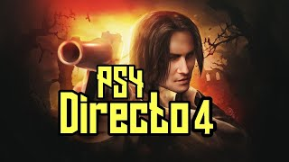 Resident Evil 4 Directo 4 (PS4)