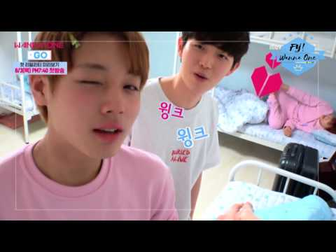 [ENG SUB] Wanna One Go [First meeting] Wanna One's First Reality Preview 170803 EP.1