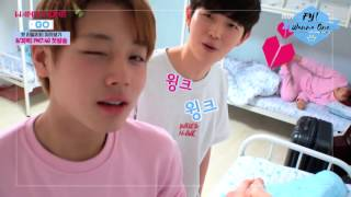 Video [ENG SUB] Wanna One Go [First meeting] Wanna One's First Reality Preview 170803 EP.1 download MP3, 3GP, MP4, WEBM, AVI, FLV April 2018
