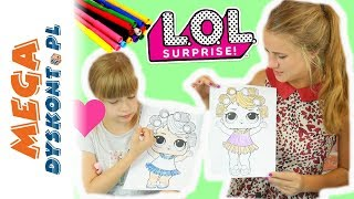 LOL Surprise • 3 Marker Challenge