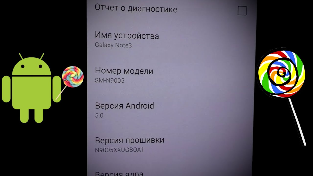 Samsung Galaxy Note прошивки