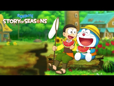 [DE] Doraemon Story of Seasons - PS4 Launch Trailer
