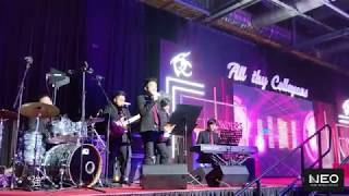 Neo Music Production -《強》Hong Kong Live Band at Asia World Expo