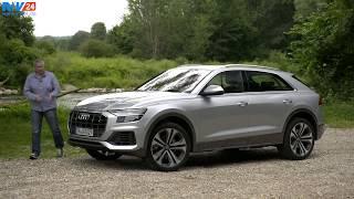 2018 Audi Q8 50 TDI im Fahrbericht | Test | Review | R+V24 Drive Check