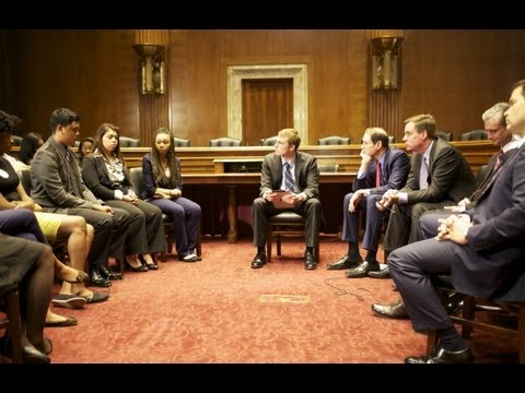Students Discuss Need for Transparency in College Data with Senators & Representatives