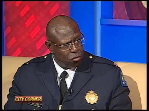 City Corner: New Police Chief/Morehouse Glee Club