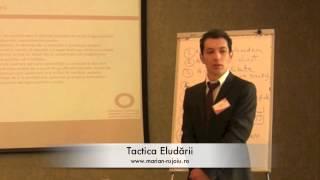 negociere Marian Rujoiu -tactica eludarii