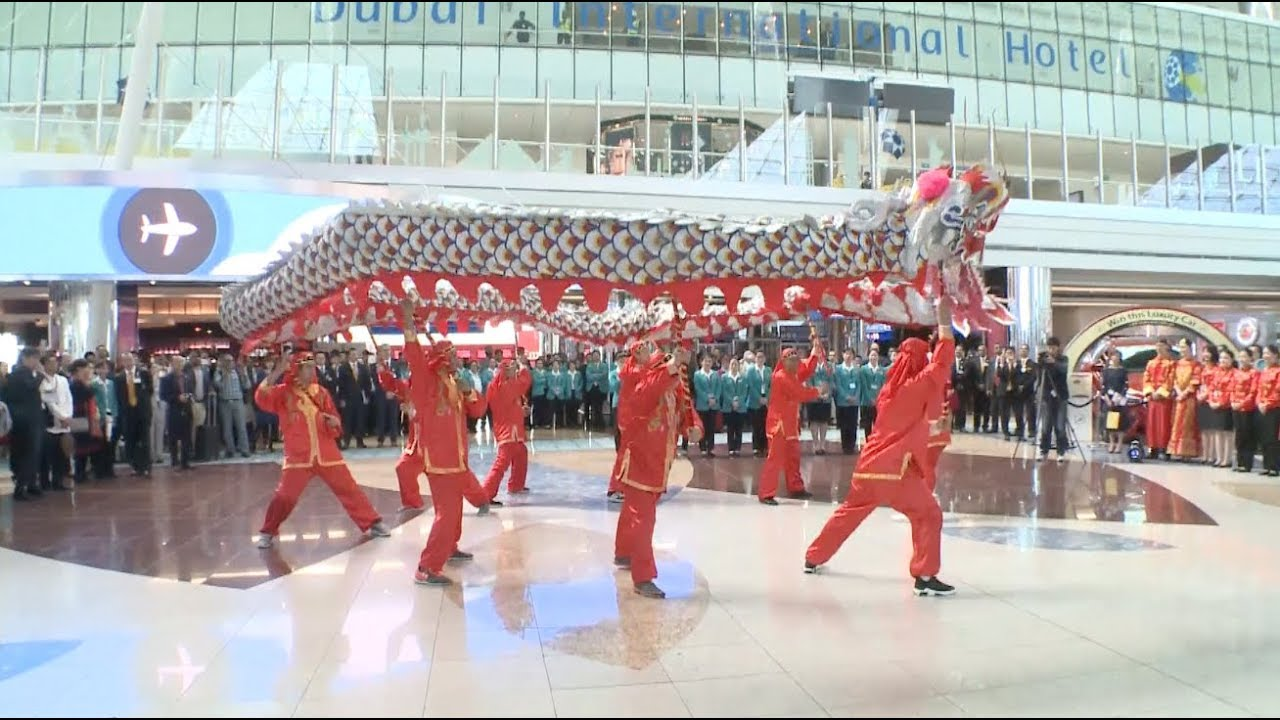 Dubai Duty Free Launches Celebration for Chinese Lunar New Year