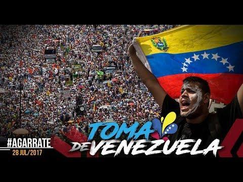 SECUESTRADOS POR UNA PANDILLA | @Diego_Arria | PARTE 2 | VENEZUELA | AGÁRRATE | FACTORES DE PODER