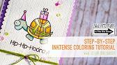 Tutorial Colour With Peta Paris Using Inktense Pencils Part 3
