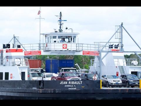Discover Jacksonville | Start Here | Mayport | St. Johns River Ferry