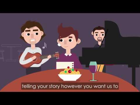 Romance Outsourced Custom Songs - How it Works