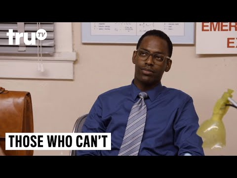Those Who Can't  Not All Black People Can Rap Feat. Baron Vaughn