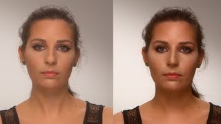 How To Reshape Your Nose - With Make-Up | Virtual Harley Street Tutorial No.2 | Charlotte Tilbury