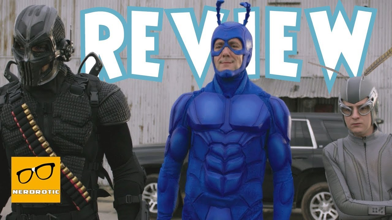 """Download The Tick Episode 5 Review """"Fear of Flying"""" 