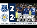 EXTENDED HIGHLIGHTS: EVERTON 2-2* LEICESTER | BAINES NETS SCREAMER BUT BLUES OUT ON PENS
