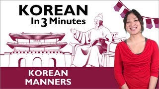 Learn Korean - Thank You & You