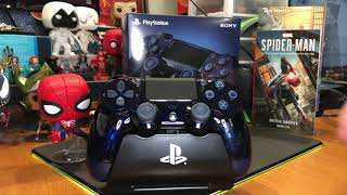 PlayStation 4 500 Million Limited Edition DualShock 4 Controller Unboxing