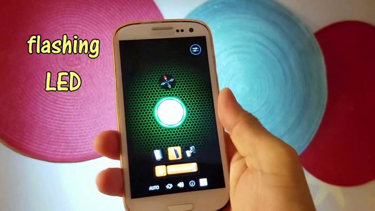 Flashlight Galaxy Demonstration   Top Rated Flash Light Android App Awesome Ideas