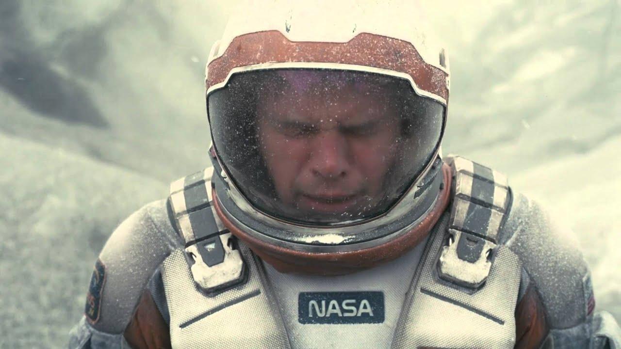 Image result for dr mann interstellar