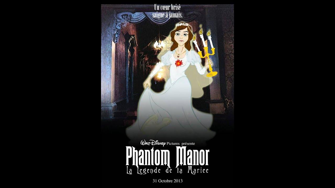 phantom manor poster animationmp4 youtube