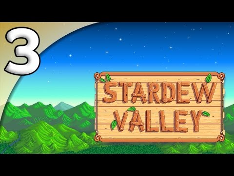 Stardew Valley - 3. Criminal Curator - Let's Play Stardew Va